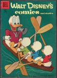 Walt Disney's Comics and Stories #213