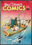 Walt Disney's Comics and Stories  #93
