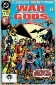 War of the Gods   #1