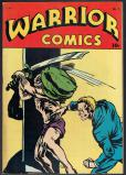 Warrior Comics   #1
