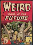 Weird Tales of the Future   #2