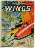 Wings Comics  #30