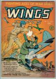 Wings Comics  #11