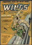 Wings Comics  #14