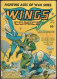 Wings Comics  #21