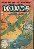 Wings Comics  #35