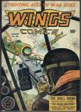 Wings Comics  #36