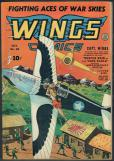 Wings Comics  #38