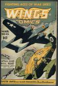 Wings Comics  #55