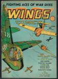 Wings Comics   #8